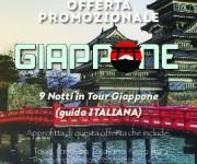 Flayer Offerta Viaggio Giappone