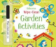 Wipe-Clean Garden Usborne- Dania Florino