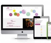 Wine&TheCity website