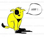 il cane giallo