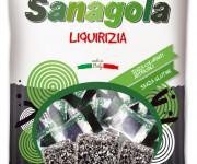 Busta Caramelle Sanagola Liquirizia
