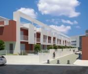 rendering 3d - esterno Complesso residenziale - Lecce