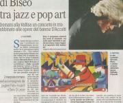 Trio Biseo/Raffaello D'Accolti- Gazzetta del mezzogiorno