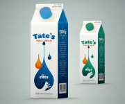 tate's milk packets