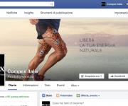 Pagina Facebook Compex Italia