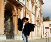 Presentazione della Mantella AW2016/17 Couture EllEnne