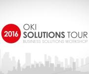 Logo oki solutions tour