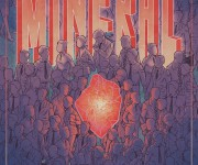 Mineral gig poster