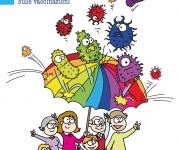 copertina opuscolo sui vaccini.