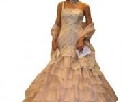 Eveline sfilata abiti da sposa foto amatoriale