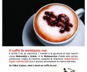 Volantino ricerca agenti vendor caffè e macchine per caffÃÃÂÂ