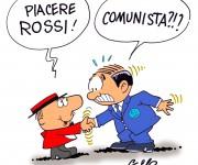 sig Rossi e Berlusconi
