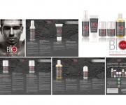 Studio e realizzazione logo, etichette e brochure linea prodotti