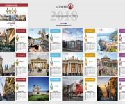 Lo Gnomo Viaggiatore - Calendario