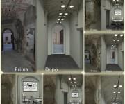 Ristrutturazione locali ad uso ufficio-Prima e Dopo