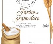etichette farina grano duro