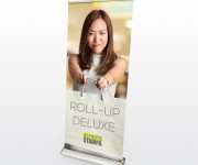 roll-up deluxe 85 monofacciale