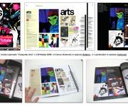 Pubblicazione lavori su computer arts