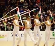 Italian team rhythmic gymnastics