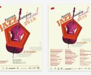 Ancona Jazz Summer Festival 2010 - manifesto
