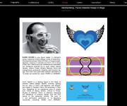 web master sito www.lauravillani.it