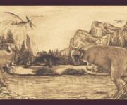 Animali preistorici - cretaceo - America Latina