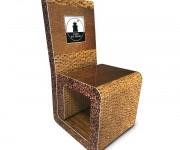 sedia in cartone strutturale