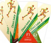 direct juice labels