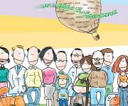 illustrazione opuscolo per paziente diabetico