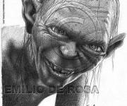 Gollum-Il Signore degli Anelli