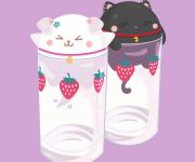 Nana & Hachi - Kawaii version