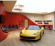 Ferrari-RESTYLING SPAZI COMMERCIALI-Maranello_05