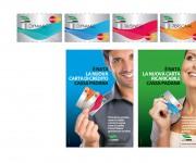 Studio e realizzazione comunicazione e carte credito