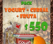 pack sano cereal fruta