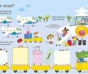 USBORNE -Holidays wipe Clean - Airport - Dania Florino