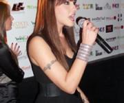 Elisabetta DelMedico, presentatrice TV,