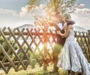Grafica Album di Matrimonio