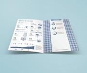 Brochure di Prodotto e Infografiche esplicative per Dedagroup ICT Network