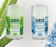 Packaging per DeoNaturals - Deodorante Minerale