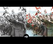 Colorazione immagine da foto bianco e nero