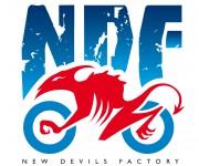 Logo NDF New Devils Factory