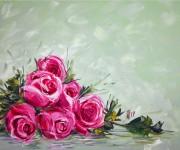 Rose e menta