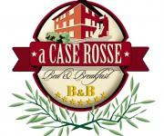 logo b&b a case rosse