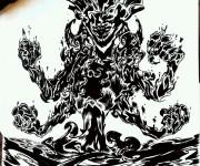 Smoke Demon