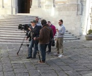 Backstage Matera format TV