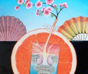 OrangeRed Juice-Inside Out