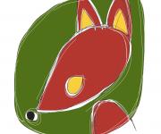 volpe rossa - ideAZIONIvettoriali