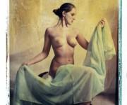 Polaroid-nude-portrait-by-frank-morris