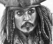 Jack Sparrow-Johnny Depp