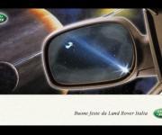 LAND ROVER: Biglietto auguri di Natale 2001